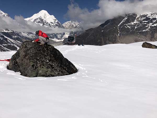 SITECH Solutions Trimble GNSS Mt Everest